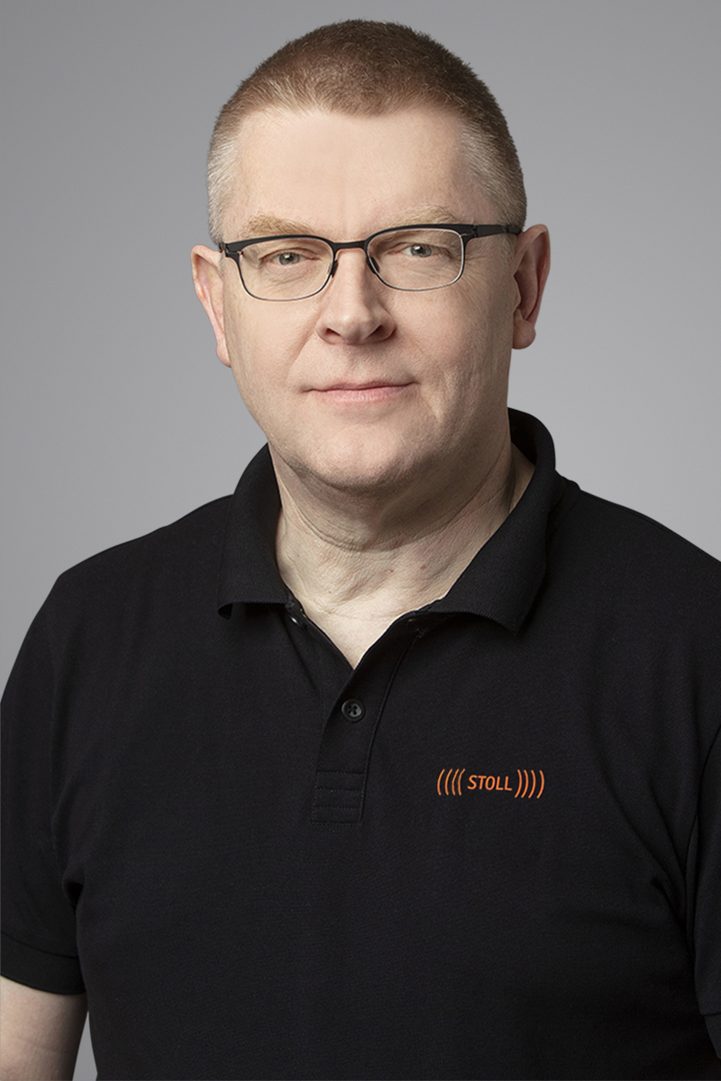 Klaus-Dieter Stoll